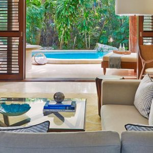 Luxury Mexico Holiday Packages Viceroy Riviera Maya Mexico Ocean View Two Level Villa 4