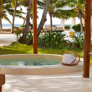 Luxury Mexico Holiday Packages Viceroy Riviera Maya Mexico Ocean View Villas