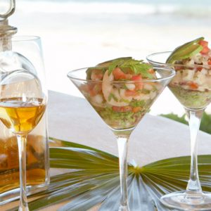 Luxury Mexico Holiday Packages Viceroy Riviera Maya Mexico Dining