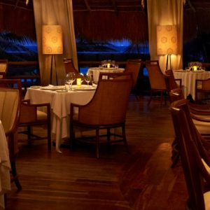 Luxury Mexico Holiday Packages Viceroy Riviera Maya Mexico Dining 5