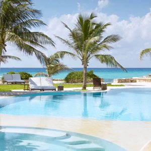 Luxury Mexico Holiday Packages Viceroy Riviera Maya Mexico Pool