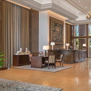 Luxury Philippines Holiday Packages Discovery Primea Lobby