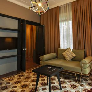 Luxury Philippines Holiday Packages The Henry Hotel Manila Suite 4