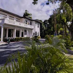 Luxury Philippines Holiday Packages The Henry Hotel Manila Exterior