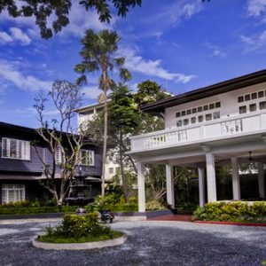 Luxury Philippines Holiday Packages The Henry Hotel Manila Exterior 3