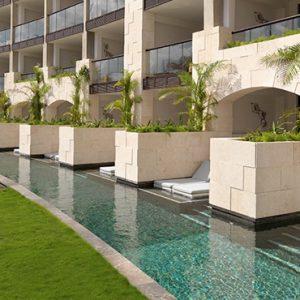 Luxury Mexico holiday Packages UNICO 2080 Riviera Maya Hotel Alcoba Swim Up Pool