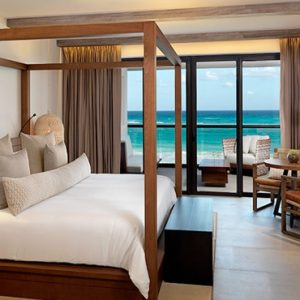 Luxury Mexico holiday Packages UNICO 2080 Riviera Maya Hotel Estencia Suite 5