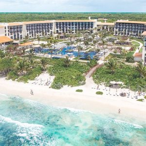 Luxury Mexico holiday Packages UNICO 2080 Riviera Maya Hotel Exterior