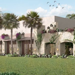 Luxury Mexico holiday Packages UNICO 2080 Riviera Maya Hotel Gardens