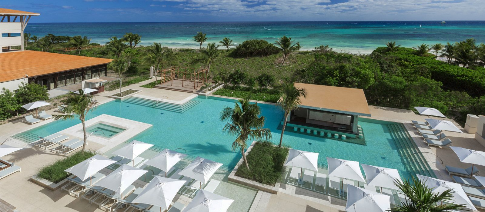 Luxury Mexico holiday Packages UNICO 2080 Riviera Maya Hotel Header