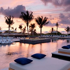 Luxury Mexico holiday Packages UNICO 2080 Riviera Maya Hotel Pool