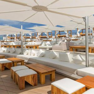 Nikki Beach Resort And Spa Luxury Dubai Honeymoon Packages Seting Exterior