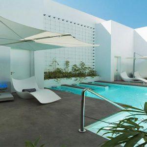 Nikki Beach Resort And Spa Luxury Dubai Honeymoon Packages Spa And Pool