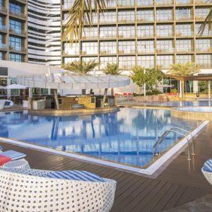 Luxury Abu Dhabi Holiday Packages Yas Island Rotana Abu Dhabi Aquarius