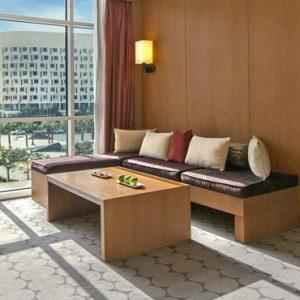 Luxury Abu Dhabi Holiday Packages Yas Island Rotana Abu Dhabi Club Rotana Classic Suite