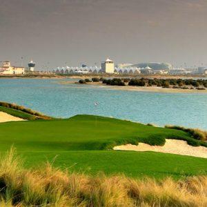Luxury Abu Dhabi Holiday Packages Yas Island Rotana Abu Dhabi Golf