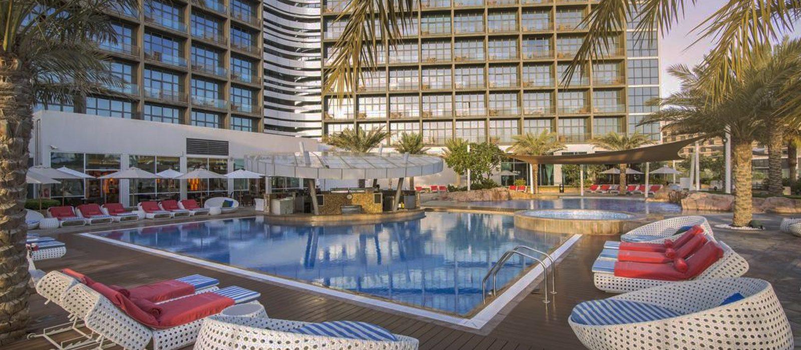 Luxury Abu Dhabi Holiday Packages Yas Island Rotana Abu Dhabi Header