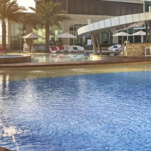 Luxury Abu Dhabi Holiday Packages Yas Island Rotana Abu Dhabi Pool