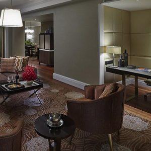 Luxury Malaysia Holiday Packages Mandarin Oriental Kuala Lumpur Club Suite 2