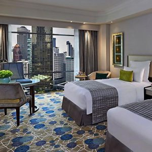 Luxury Malaysia Holiday Packages Mandarin Oriental Kuala Lumpur Deluxe City View Room 2