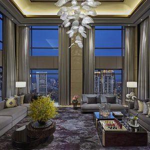 Luxury Malaysia Holiday Packages Mandarin Oriental Kuala Lumpur Royal Suite