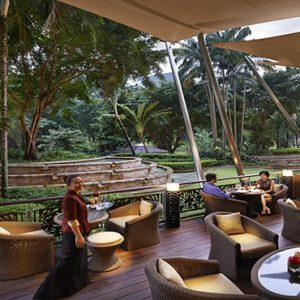luxury Malaysia holiday Packages Mandarin Oriental Kuala Lumpur Lounge Of The Park