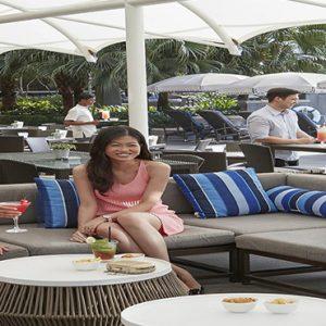 luxury Malaysia holiday Packages Mandarin Oriental Kuala Lumpur Pool Bar