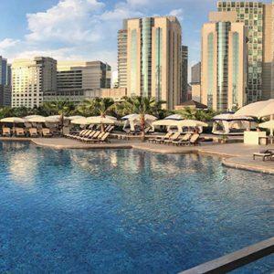 luxury Malaysia holiday Packages Mandarin Oriental Kuala Lumpur Swimming Pool