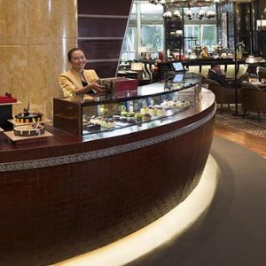 luxury Malaysia holiday Packages Mandarin Oriental Kuala Lumpur The Mandarin Cake Shop