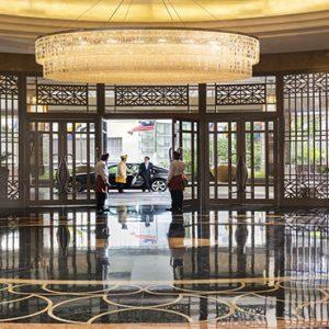 luxury Malaysia holiday Packages Mandarin Oriental Kuala Lumpur Lobby