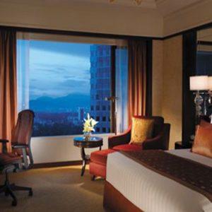 luxury Malaysia holiday Packages Shangri La Kuala Lumpur Horizon Club Premier Room