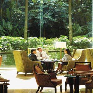 luxury Malaysia holiday Packages Shangri La Kuala Lumpur Lobby Lounge