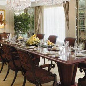luxury Malaysia holiday Packages Shangri La Kuala Lumpur Royal Suite