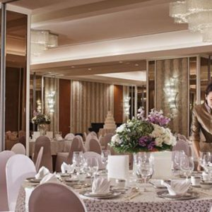 luxury Malaysia holiday Packages Shangri La Kuala Lumpur Wedding Setup