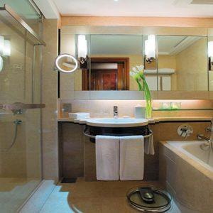 luxury Malaysia holiday Packages Shangri La Kuala Lumpur Bathroom
