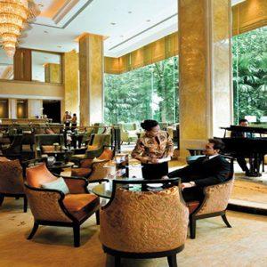 luxury Malaysia holiday Packages Shangri La Kuala Lumpur Lobby2