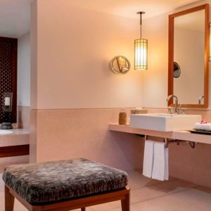 Luxury Malaysia Holiday Packages The Datai Langkawi Canopy Suites Bathroom