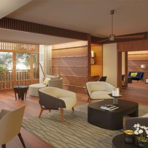 Luxury Malaysia Holiday Packages The Datai Langkawi Canopy Suites Living Room