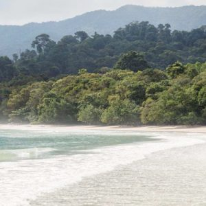 Luxury Malaysia Holiday Packages The Datai Langkawi Couple Walking Along The Beach