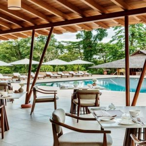 Malaysia Holiday Packages The Datai Langkawi Dining Room