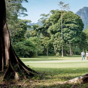 Luxury Malaysia Holiday Packages The Datai Langkawi Golf At Els Club Teluk Datai