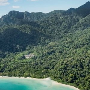 Luxury Malaysia Holiday Packages The Datai Langkawi Hotel Aerial View