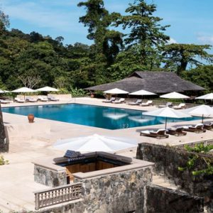 Luxury Malaysia Holiday Packages The Datai Langkawi Main Pool1