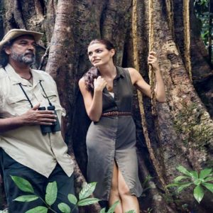 Luxury Malaysia Holiday Packages The Datai Langkawi Nature Irshad Mobarak Leading A Rainforest Walk