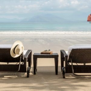 Luxury Malaysia Holiday Packages The Datai Langkawi One Bedroom Beach Villa Beach