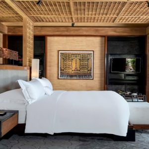 Luxury Malaysia Holiday Packages The Datai Langkawi One Bedroom Beach Villa Bedroom
