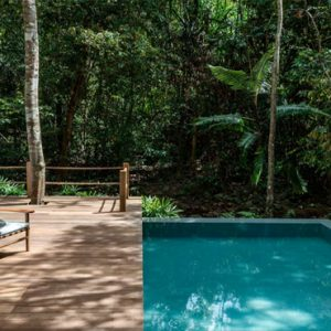 Luxury Malaysia Holiday Packages The Datai Langkawi Rainforest Pool Villa Pool