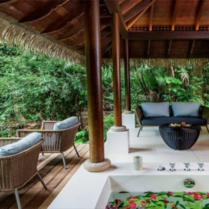 Luxury Malaysia Holiday Packages The Datai Langkawi Spa Treatment Room