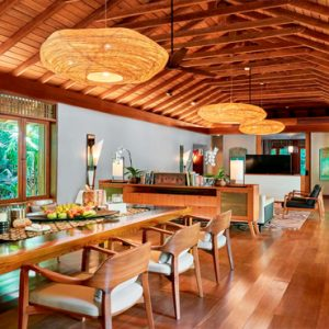Luxury Malaysia Holiday Packages The Datai Langkawi The Datai Estate Villa Dining Area