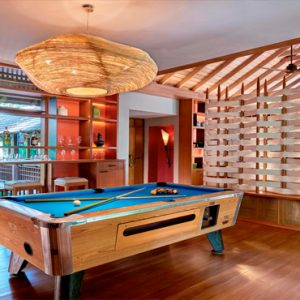 Luxury Malaysia Holiday Packages The Datai Langkawi The Datai Estate Villa Pooltable And Bar